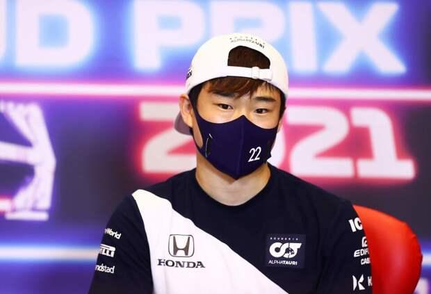 Юки Цунода: Из-за моих аварий машина Формулы 1 обходится команде дороже