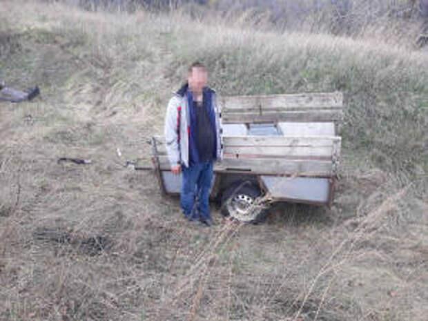 В Самарской области полицейские в течение суток разыскали и вернули похищенное имущество сельскому жителю
