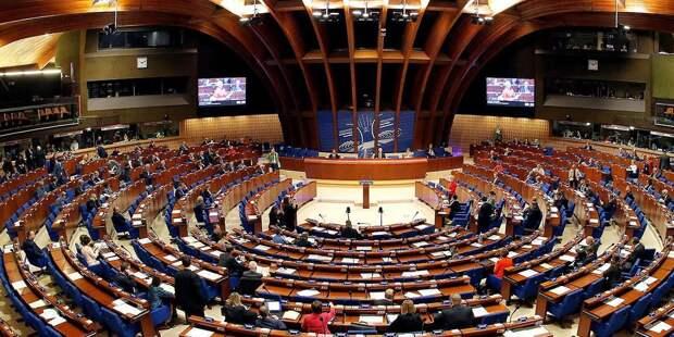 Заседание комитета министров СЕ перенесли в Страсбург