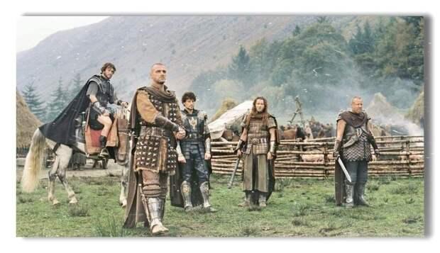 "Кадр из к/ф ""Король Артур"", 2004 г."