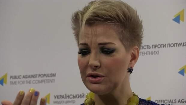 Певица Максакова со слезами попросила старших детей подумать о брате