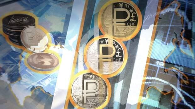 В SWIFT зафиксировали возвращение рубля в двадцатку популярных мировых валют