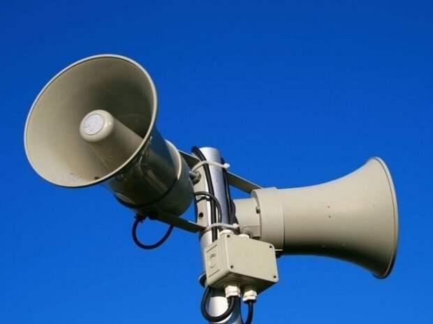 В Краснодаре при опасностях и ЧС будет звучать единый сигнал