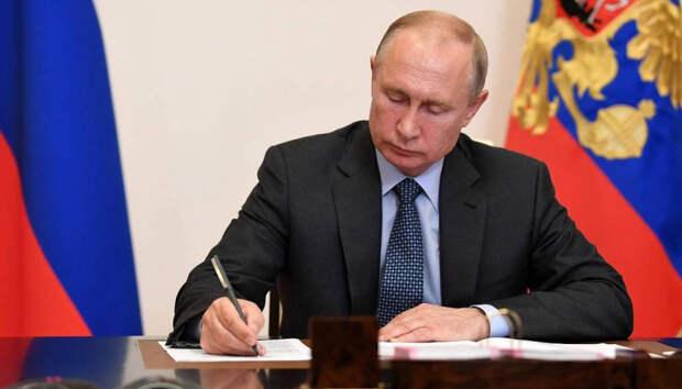 Путин наградил сенатора от Карелии орденом Дружбы