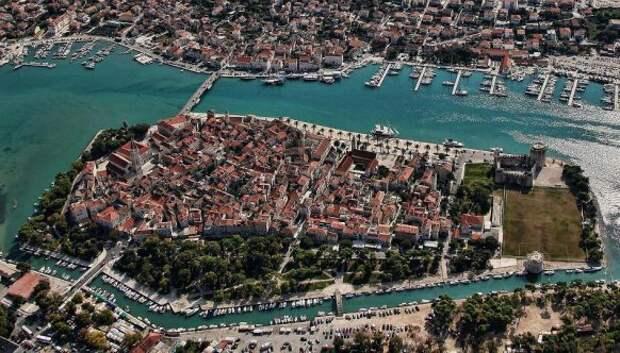 10 природных чудес Хорватии