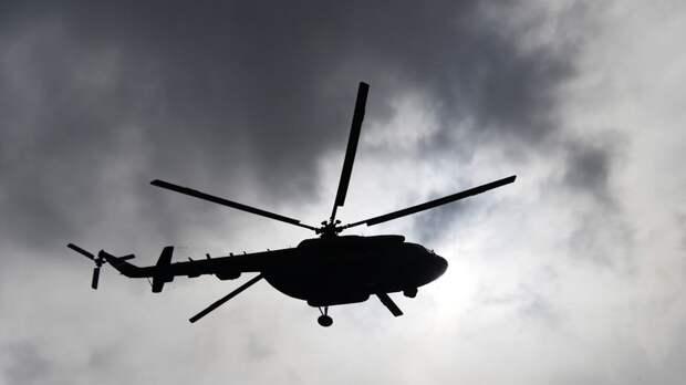 В Волгограде вертолёт Ми-8 получил повреждения при посадке