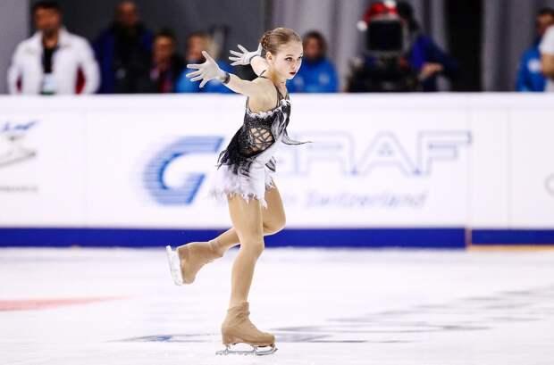 Трусова: «Надеюсь, что вследующем сезоне получится прыгнуть пять четверных»