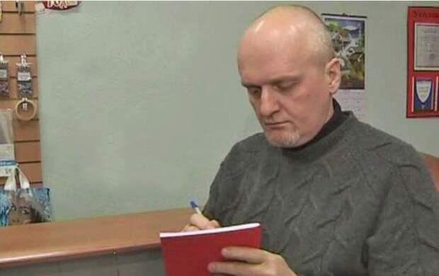Олег Макоша. / Фото: www.5-tv.ru