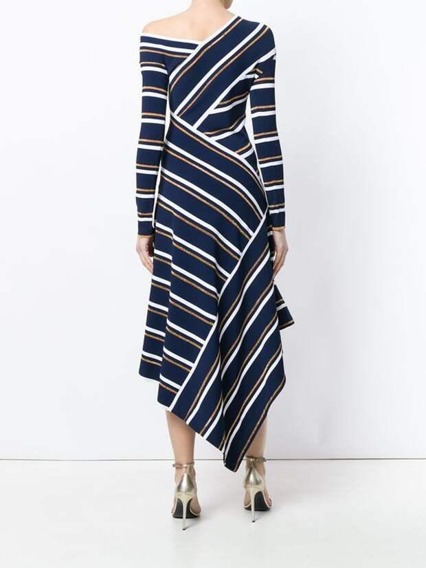 Крой дизайнерского платья