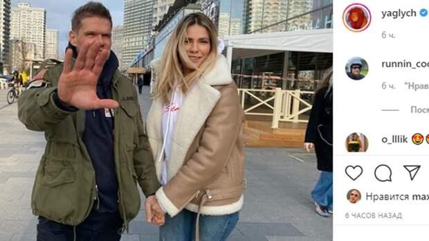 Поклонники восхитились совместным фото актера Владимира Яглыча с женой
