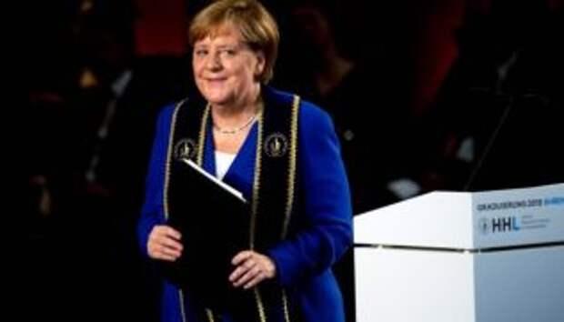 Меркель не уверена, что уйдёт на пенсию