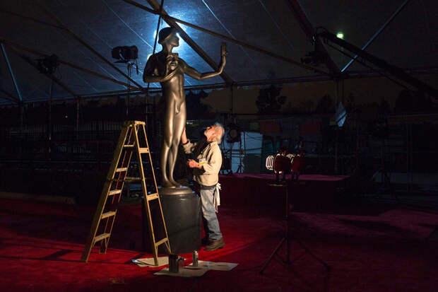 Статуя «Актёр»