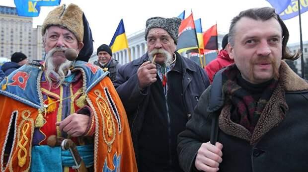 Сознательное безумие или Украинское Королевство кривых мозгов