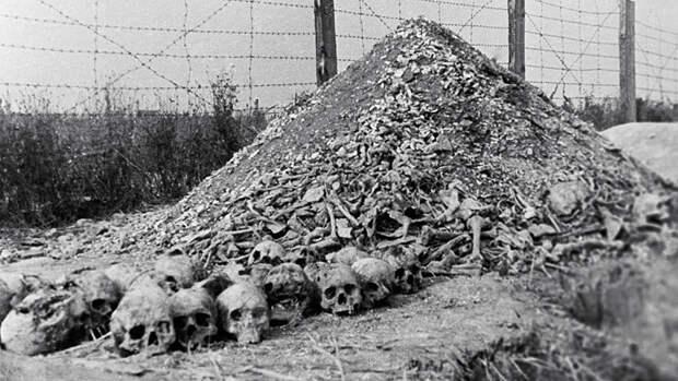 ФСБ рассекретила документы о зверствах гитлеровцев в Восточной Пруссии