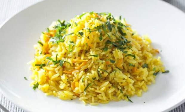 Рис хорошо есть днем и вредно вечером: изучаем свойства популярных продуктов
