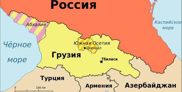 Руками Анкары США пытаются оторвать от России Закавказье