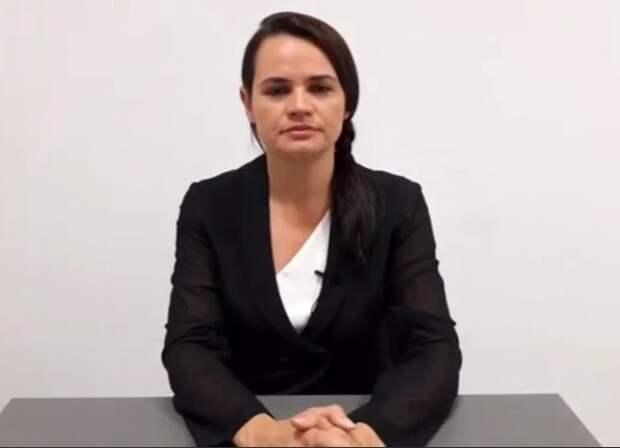 Тихановская назвала уход Лукашенко вопросом времени