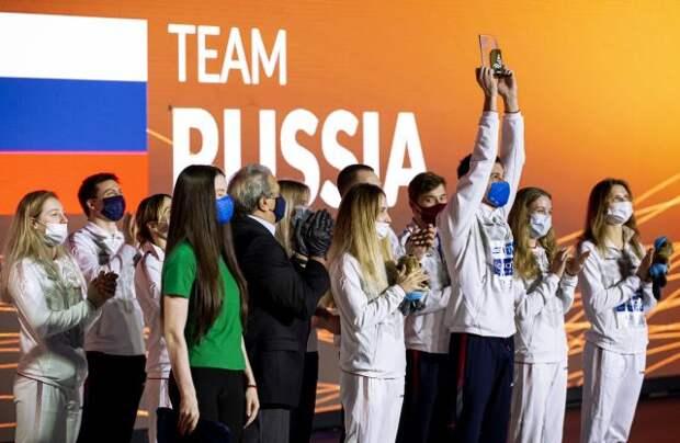 Российские прыгуны в воду выиграли медальный зачет на чемпионате Европы