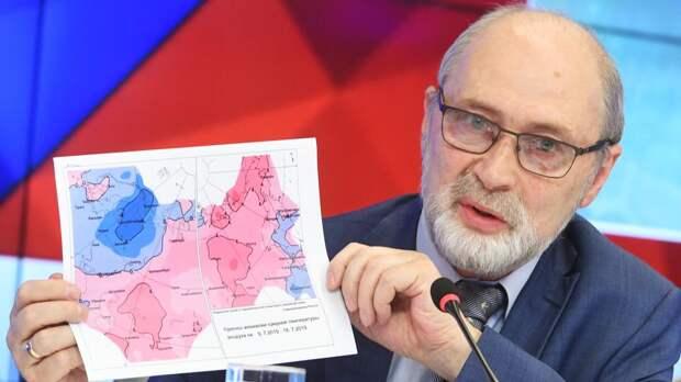 Вильфанд предупредил россиян о рекордной за 140 лет жаре