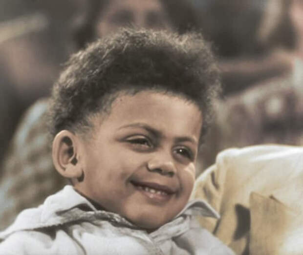 «Расизм, коммунизм и любовь», негритенок из фильма «Цирк» и судьба мальчишки исполнившего эту роль