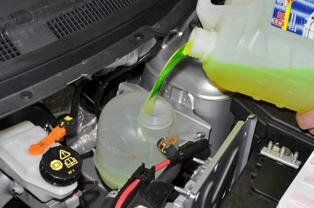 ПРОБЛЕМЫ, которые появляются не заменяя охлаждающую жидкость или же используя жидкость плохого качества (вовремя узнал).