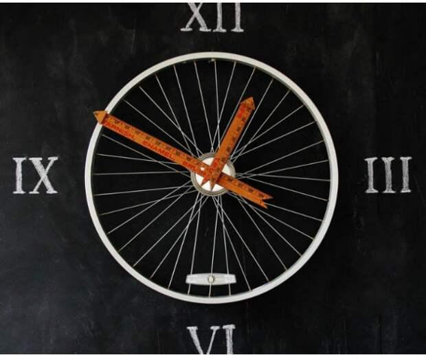 Вело часы