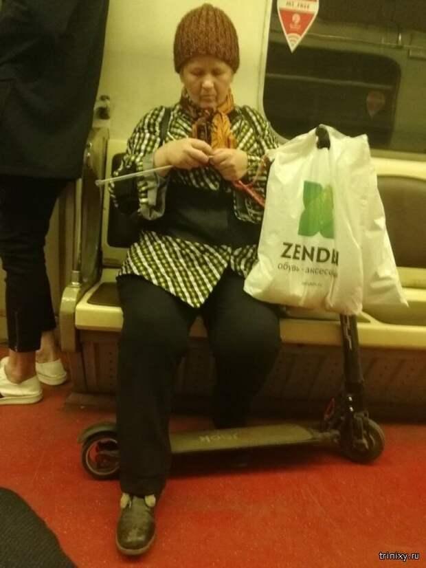Наши бабушки бывают очень странными, но мы их все равно любим