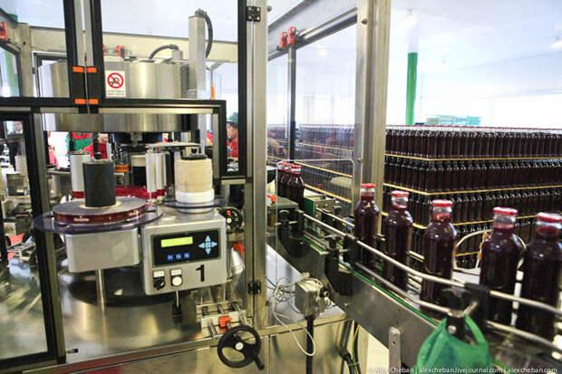 Как делают настоящий гранатовый сок