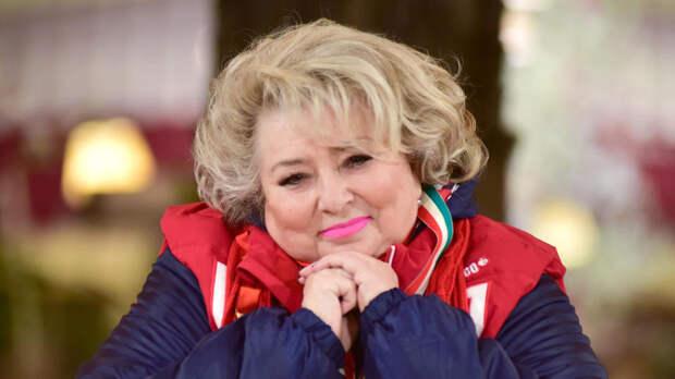 Тарасова оценила победу российских фигуристов на командном ЧМ в Японии