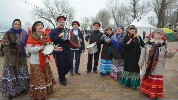 Концерты пообещали жителям Ростовской области наМасленицу