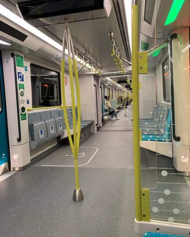 Вот как выглядит метро во Франции, Иране, Таиланде и еще 8 странах