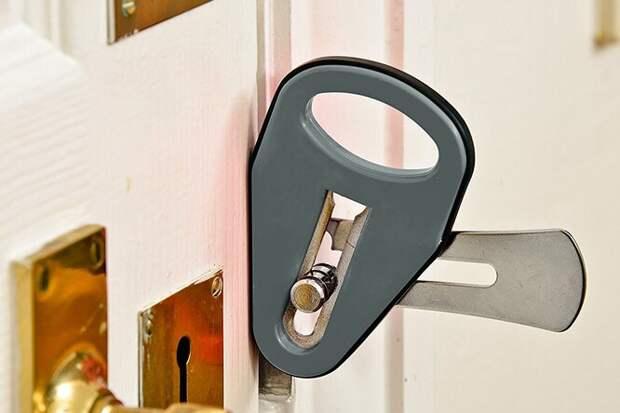 Как надежно запереть любую дверь
