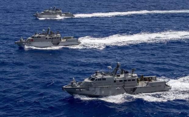 Украинский флот получит боевые катера, похожие на российские «Рапторы»