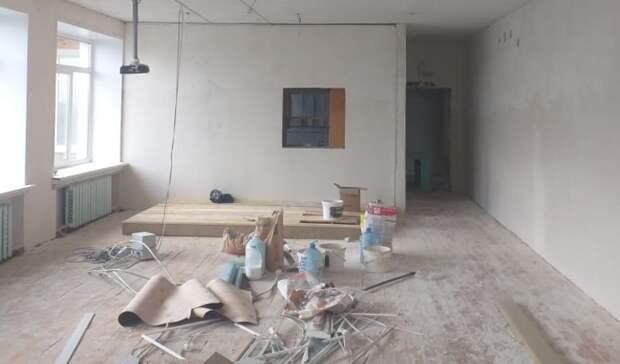 Школы в Сарапульском районе Удмуртии отремонтируют к 1 сентября
