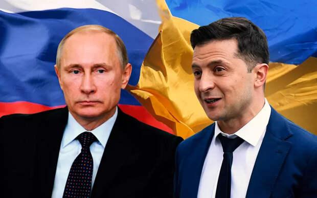 Украина получила от России гибридную пощечину и потеряла лицо