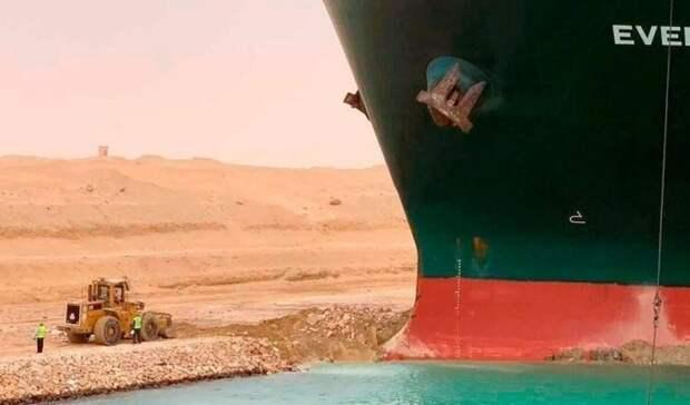 Нефтяной затор