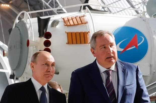 Получается, проиграла Россия в космической гонке! Или как?