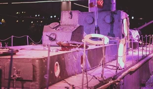 На фестивале «Сталинградская сирень» в Волгограде показали фильм о бронекатере БК-31