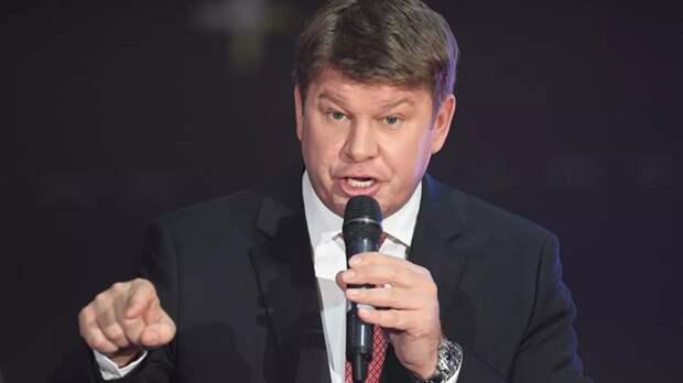 Губерниев отреагировал на информацию о поддельных подписях Родченкова