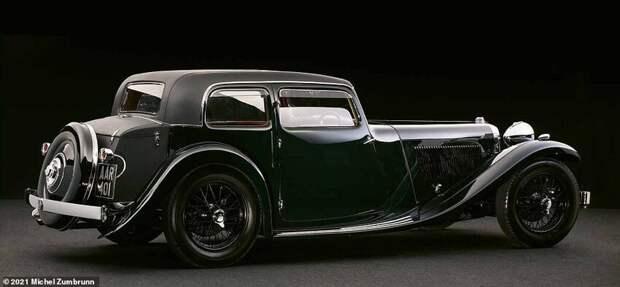 9. SS1 Coupe 1935 года