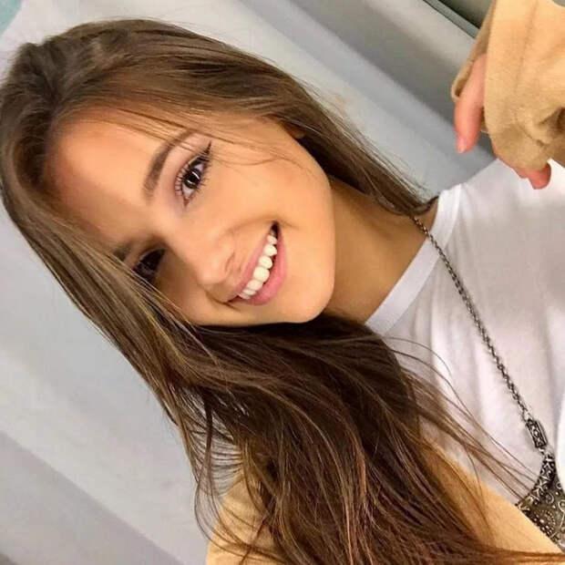 Фотографии милых девушек (48 фото) » Сайт хорошего настроения pypik.ru