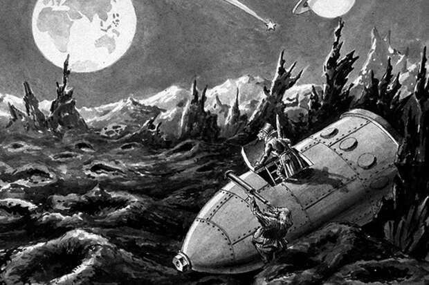 Предсказания Жюля Верна, которые воплотились в реальность