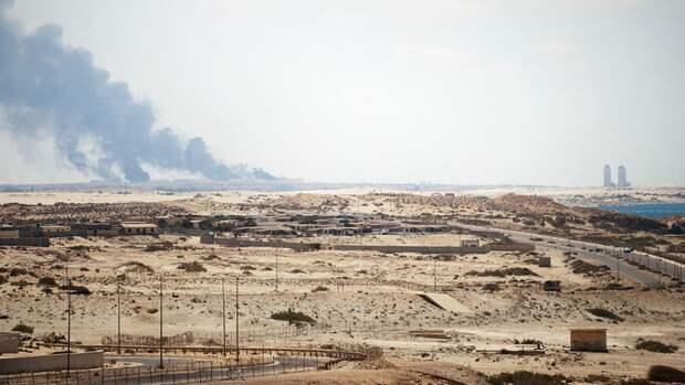 $5млрд потеряла Ливия отблокады нефтяных портов