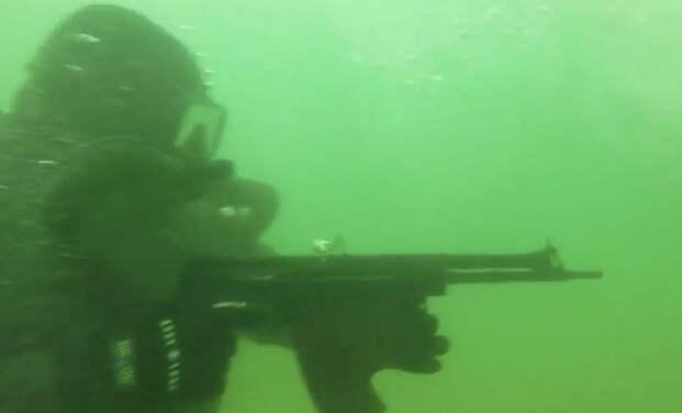 Российский подводный спецназ столкнулся с неизвестным противником в океане