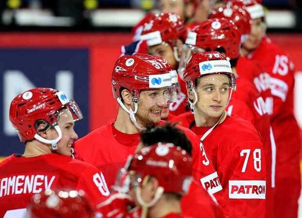 В составе сборной России – серьезная ротация, матч с Белоруссией пропустят пятеро хоккеистов