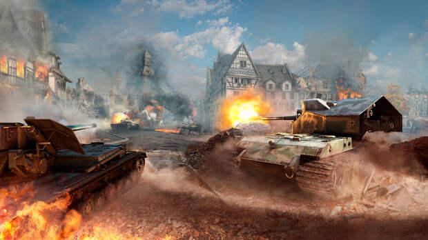 Лучшие тяжелые танки в World Of Tanks