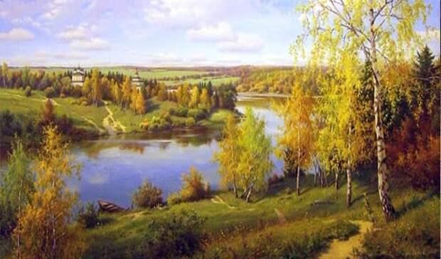 художник Игорь Прищепа картины - 11