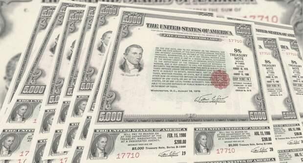 Инвесторы испытывают скепсис по поводу будущего американской валюты