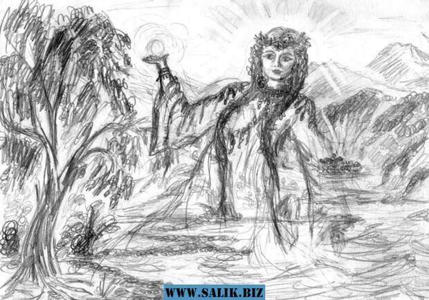 От Аркаима до Лукоморья, или реальная сказка Жигулей