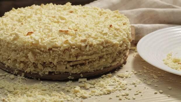 Обалденный торт на сковороде